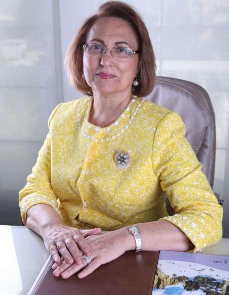 Dr. Ferdous Al Saigh The Region's Leading Gynaecologist & Obstetrician