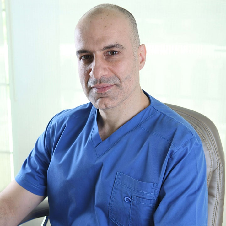 Dr. Raafat Lakkis Clinical Dermatologist In Dubai